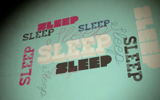 Breaching Vista &#8211; Sleep <br /> Motion Graphic Music Video